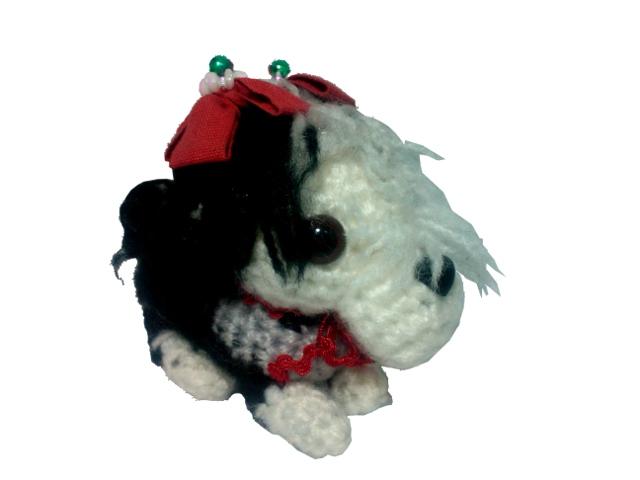 わんちゃん犬編みぐるみ手作り可愛いい人気おしゃれな1405212