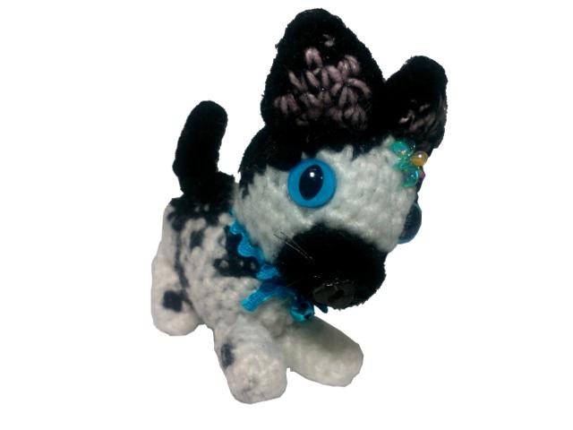 ねこ編みぐるみ手作り可愛いい人気おしゃれな1403312