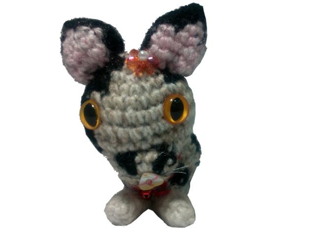 ねこ編みぐるみ手作り可愛いい人気おしゃれな1404021