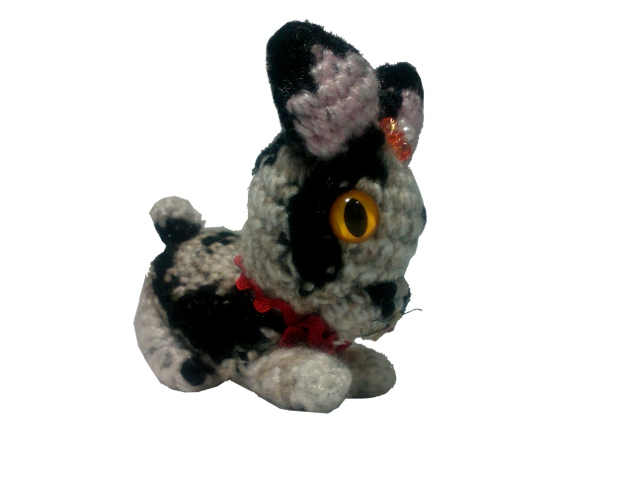 ねこ編みぐるみ手作り可愛いい人気おしゃれな1404022