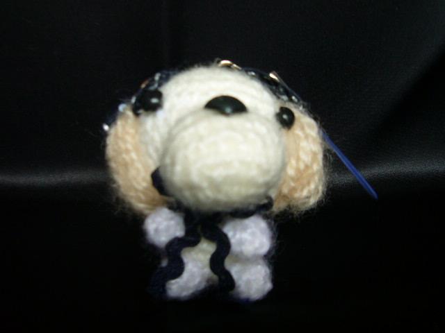 わんちゃん犬ストラップ手作り可愛いい人気おしゃれな1404071
