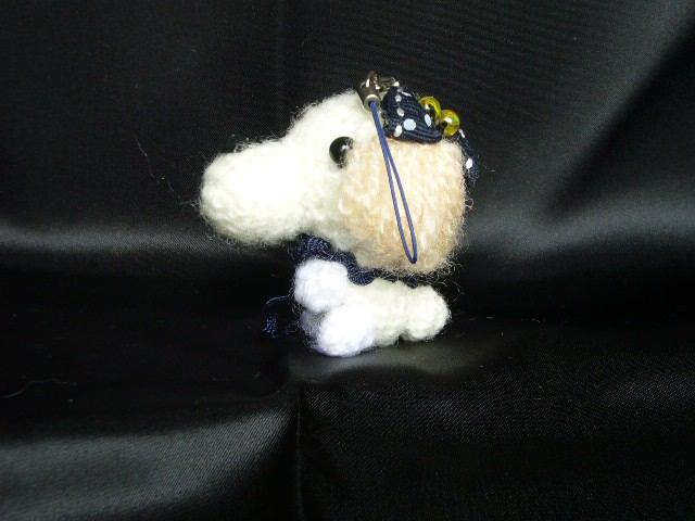 わんちゃん犬ストラップ手作り可愛いい人気おしゃれな1404072