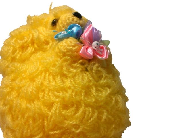 犬トイプー編みぐるみ手作り可愛いい人気おしゃれな1404034