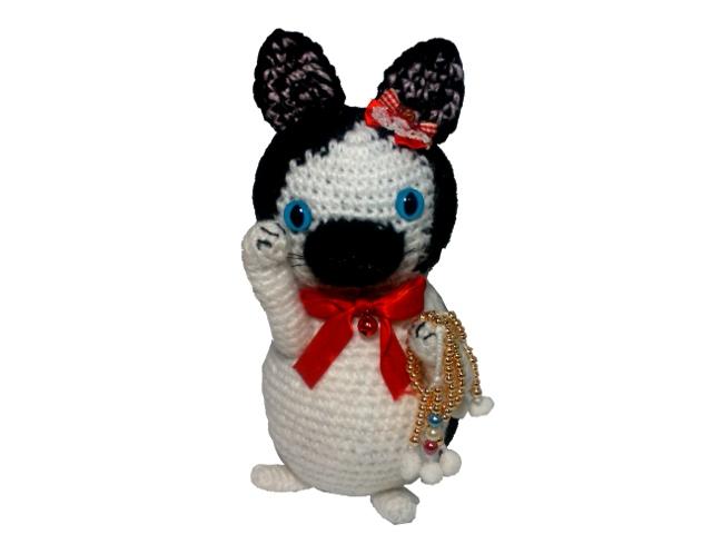 招き猫編みぐるみ手作り可愛いい人気おしゃれな1404061