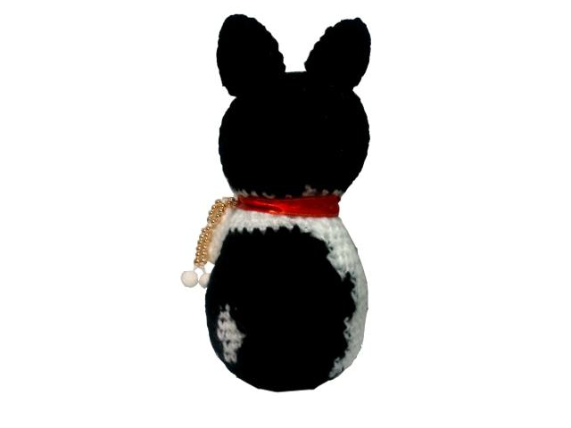 招き猫編みぐるみ手作り可愛いい人気おしゃれな1404063