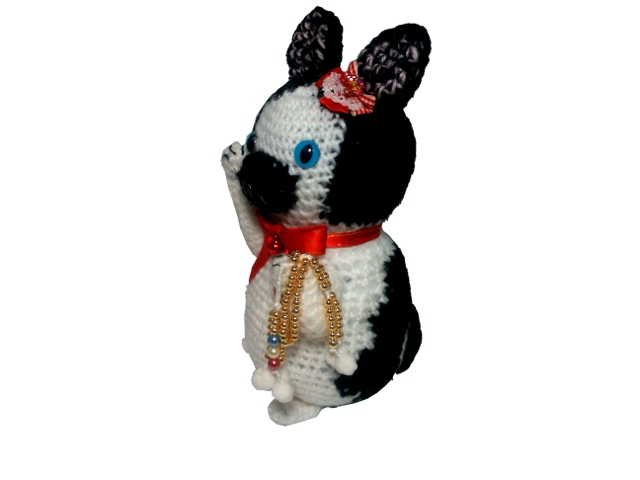 招き猫編みぐるみ手作り可愛いい人気おしゃれな1404064