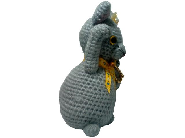 招き猫編みぐるみ手作り可愛いい人気おしゃれな1404052