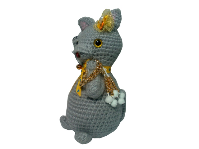 招き猫編みぐるみ手作り可愛いい人気おしゃれな1404054