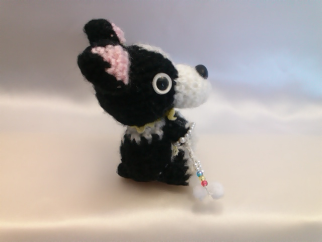 わんちゃん犬編みぐるみ手作り可愛いい人気おしゃれな1404152