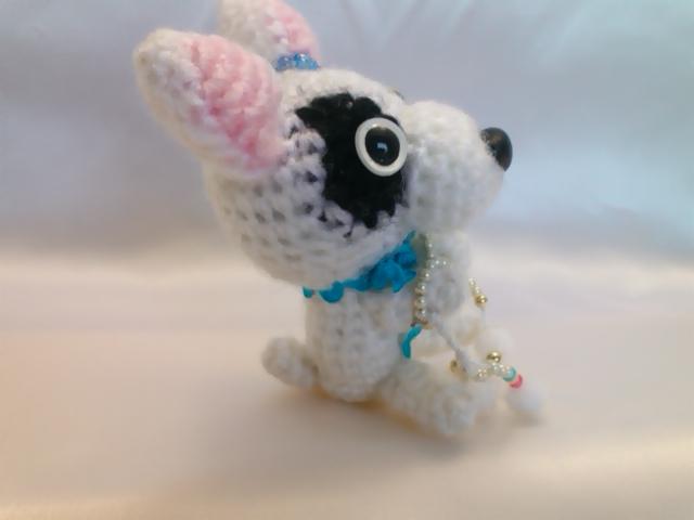 わんちゃん犬編みぐるみ手作り可愛いい人気おしゃれな1405032
