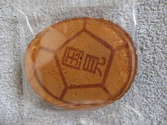 サッカー煎餅2