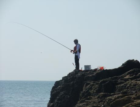 こちらも、釣る釣る