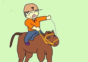 こんな馬に乗りたい