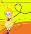 ハチミツ少女