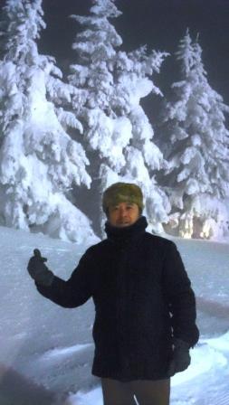 樹氷ナイトクルーズ