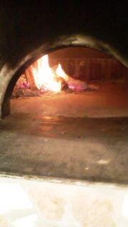 ナポリのピザ窯2