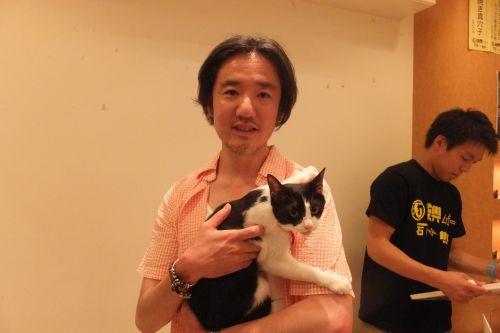 近藤先生とジャンヌDSCF3555