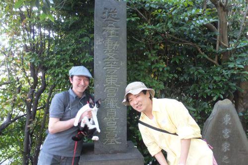 清水先生と500DSCF2463