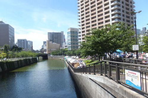 川とサイドウォークDSCF4494