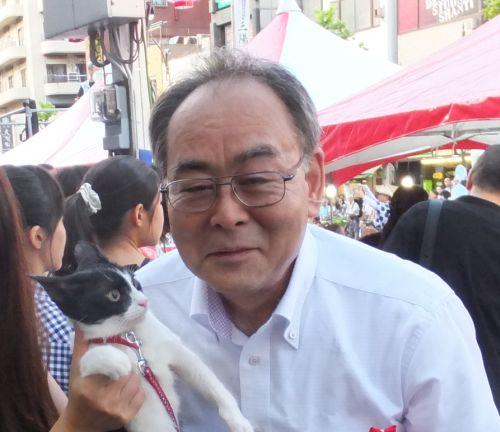 豊島区議会議員 中島義春先生