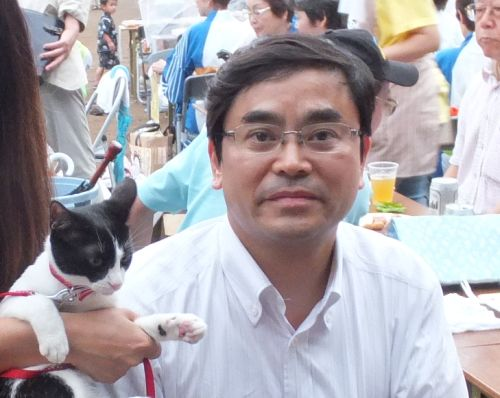 千葉県会議員 赤間先生