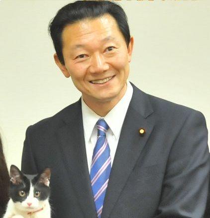 阪口先生と握手2