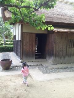 佐倉 武家屋敷と娘さん