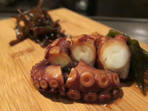 蛸の柔らか煮