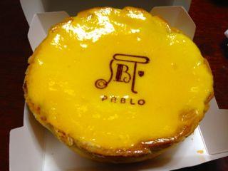 PABLO_チーズタルト