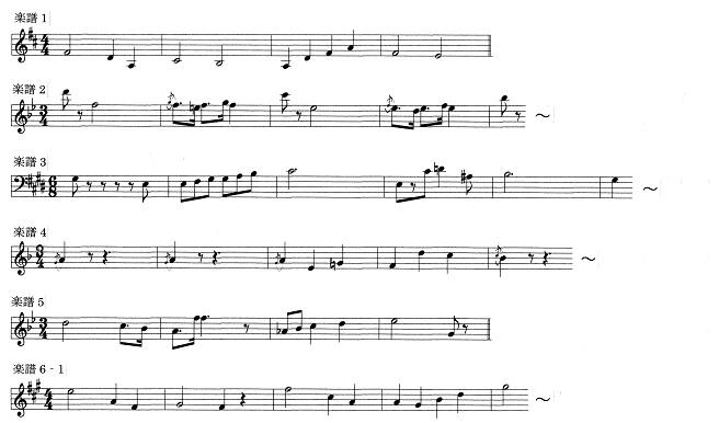 続・ロミオとジュリエット楽譜2