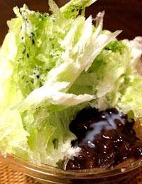 ぼっけかき氷2