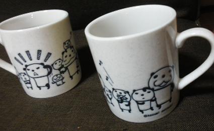 ブログーマグカップ