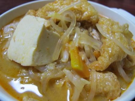 リサイクル油揚げ豆腐鍋