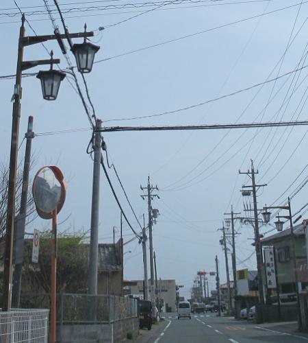 街灯 浜松