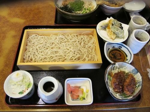 お好み小丼膳(ヒレ丼)