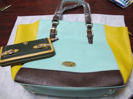 サマンサタバサのバッグ
