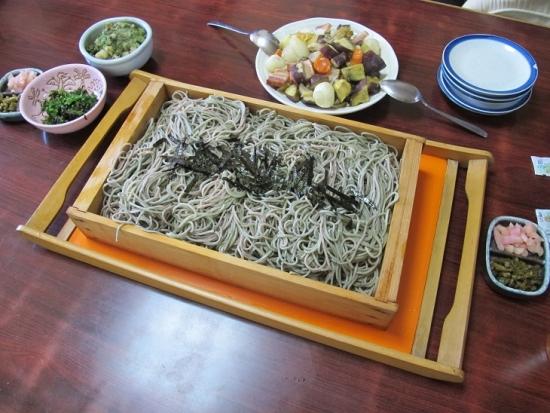 福島のお蕎麦