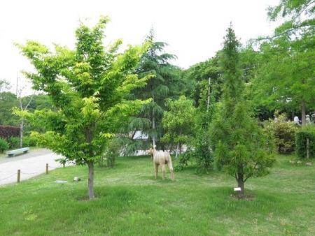 ガーデンパーク シカ