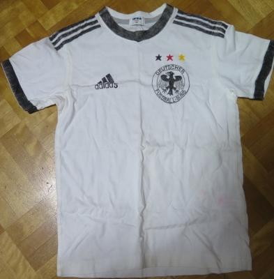 手作りドイツTシャツ