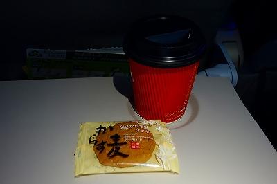 春秋航空からす麦クッキー