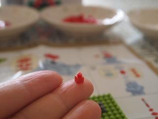 ナノサイズってこんな小さい。