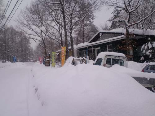 H26.3.5嬬恋降雪