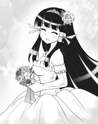 一日一絵・結婚しました