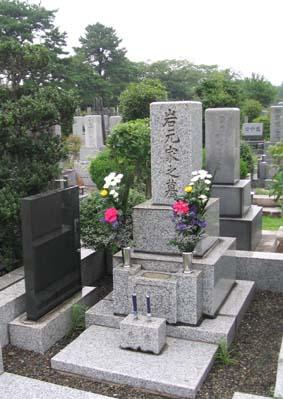 H260709 墓参り
