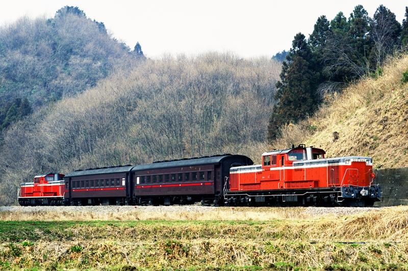 1999年3月18日 折原~竹沢にて