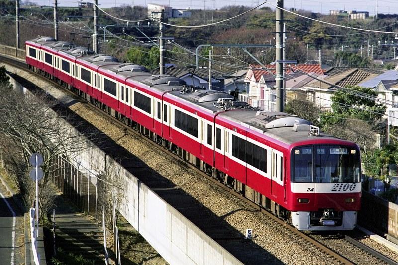 2005年12月25日 三崎口~三浦海岸にて (3)