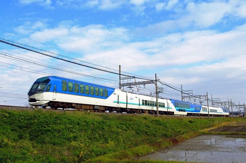 2013年11月21日 近鉄長島~桑名にて