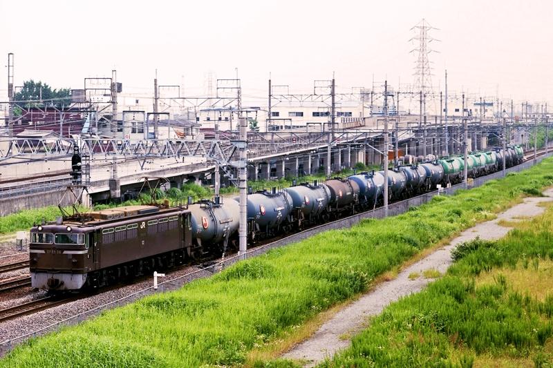 1998年6月12日 鶴見→新鶴見(信) にて
