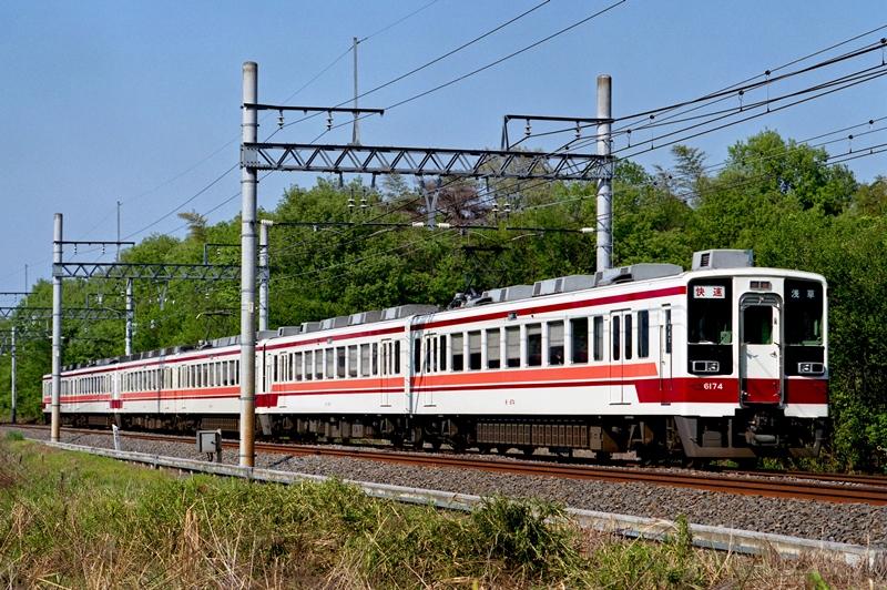 2003年5月1日 静和~藤岡にて (2)