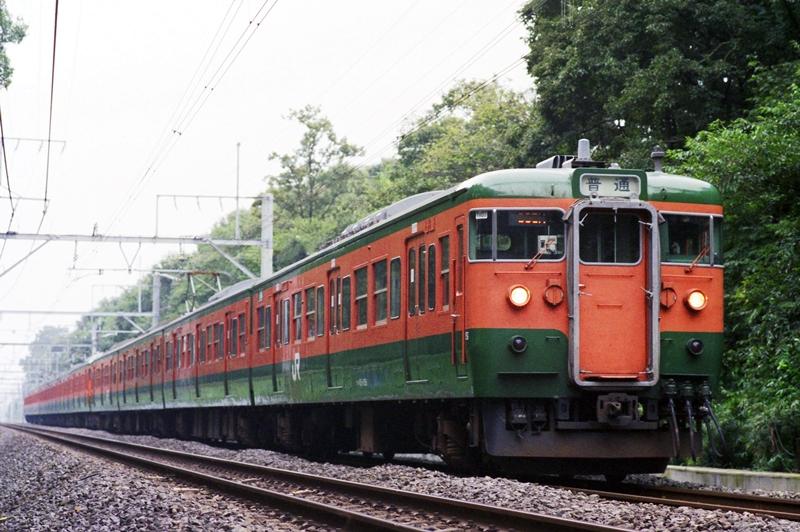 1997年9月27日 桶川~北本にて (5)